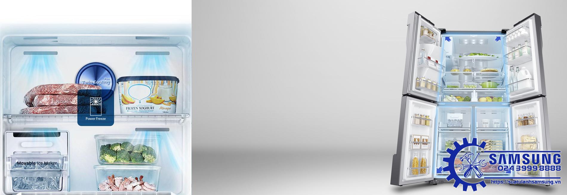 Sửa Tủ Lạnh Samsung Uy Tín Nhất Hà Nội