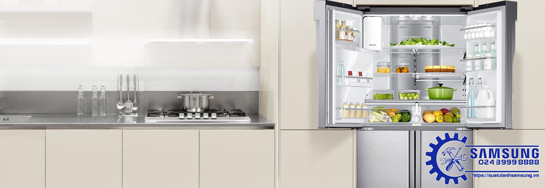 Sửa Tủ Lạnh Samsung Tại Nhà